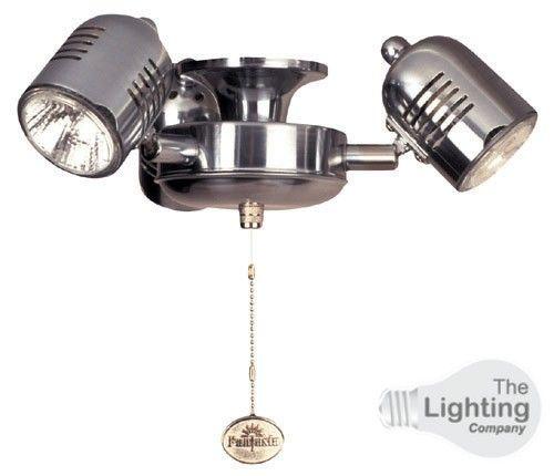 Fantasia Venice Light Kit Pewter / Gu10  220244